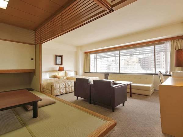 【和洋室/例】2~3名一室利用のお客様へのご用意となります
