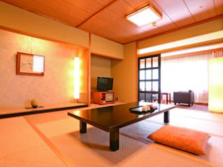 【客室/例】2017年春に改装リニューアルしたばかりの客室を確約!
