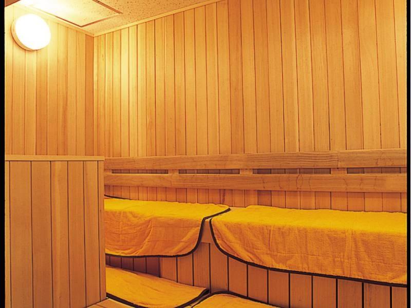 【サウナ/例】大浴場にはサウナが付いています