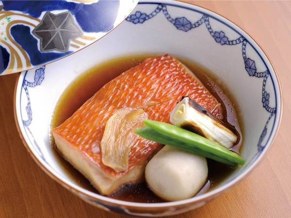 【贅沢!海鮮&和牛[3大味覚]プランの夕食/例】