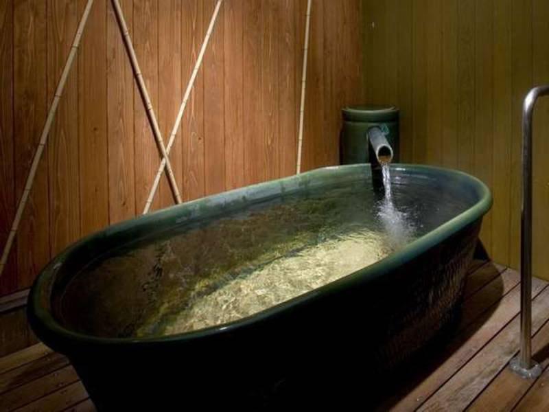 【無料貸切風呂】空いていれば何度でも入浴可能