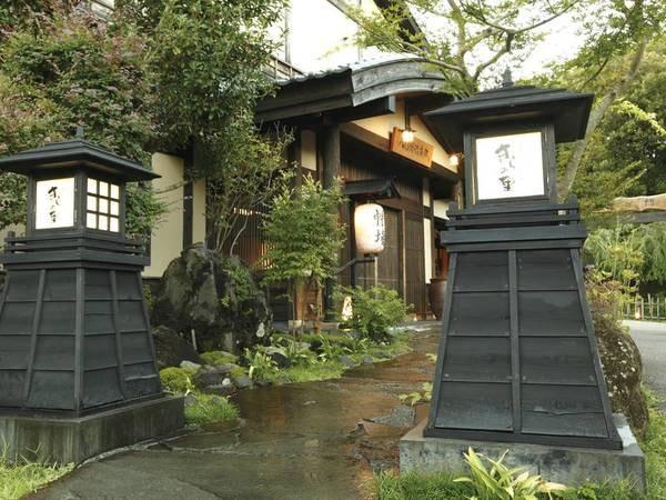 【玄関】日本の里山の原風景への入り口