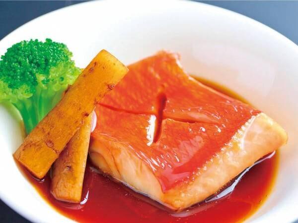 【夕食/例】選べる一品「金目鯛の煮付け」選択時