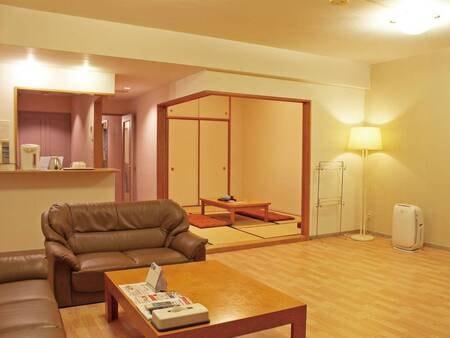 【和洋室/例】ゆったり17畳リビング+和室+洋室