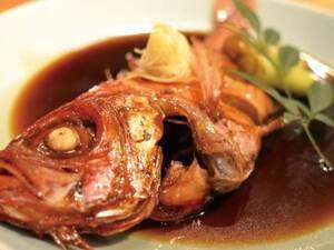 【おすすめオプション】金目鯛の煮付