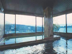 【温泉大浴場】※本館(本館宿泊の女性専用)
