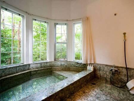 温泉付コテージ(内湯)※代表的な例