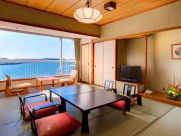 【浜名湖ビュー】客室(和室タイプ)10畳/例