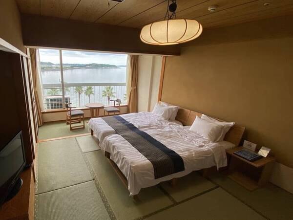 【浜名湖ビュー】客室(和ベッド)10畳/例