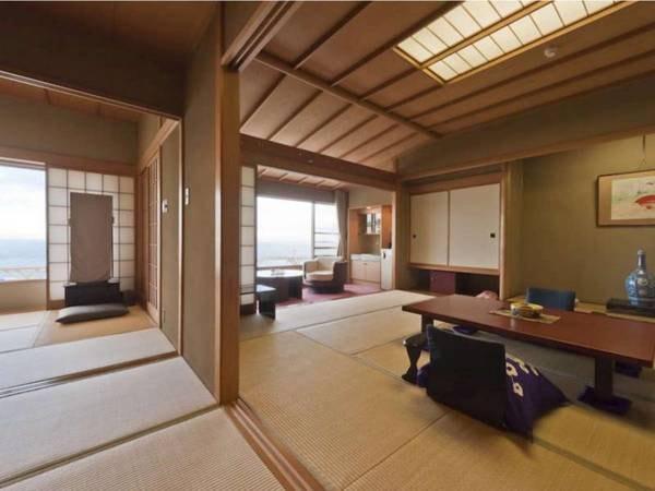 【客室/例】【海側】2間 特別室 42㎡
