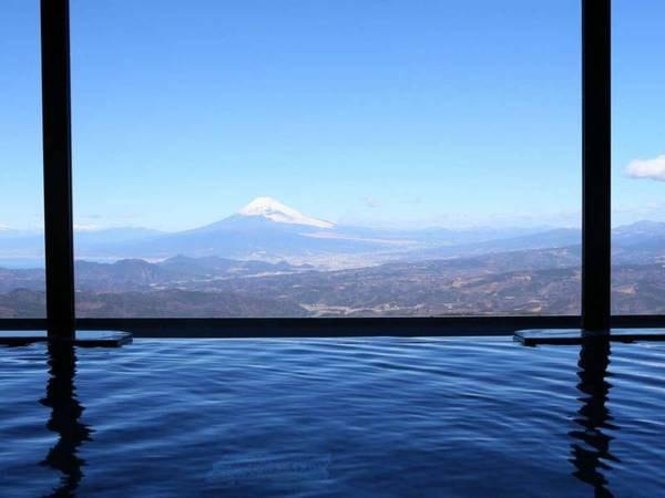 【ホテルハーヴェスト天城高原】伊豆地区最高標高に建つ高原リゾート!大浴場から富士山一望