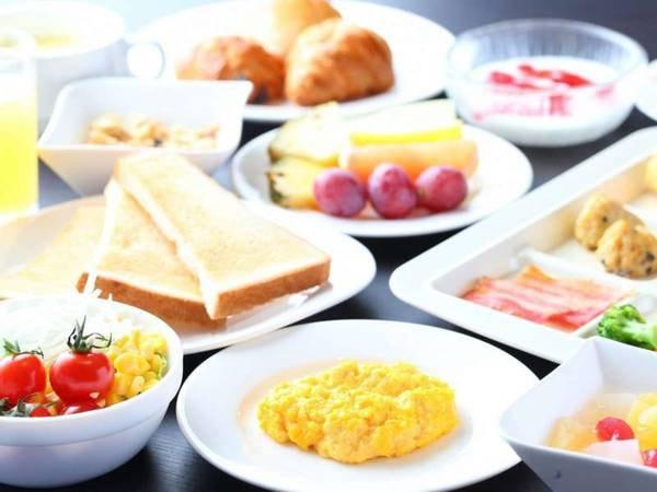 【朝食ブッフェ】メニュー(イメージ)