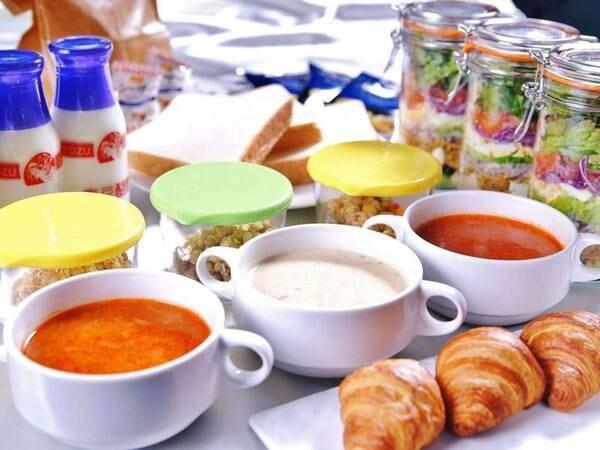朝食ケータリング/一例
