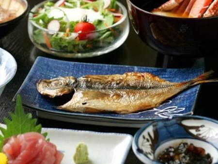 【朝食/例】身体に優しい和食膳