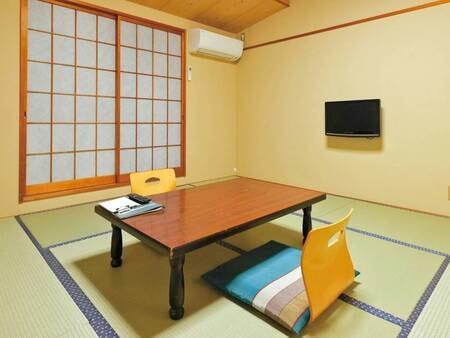 【和室/例】清潔感ある和室をご用意。