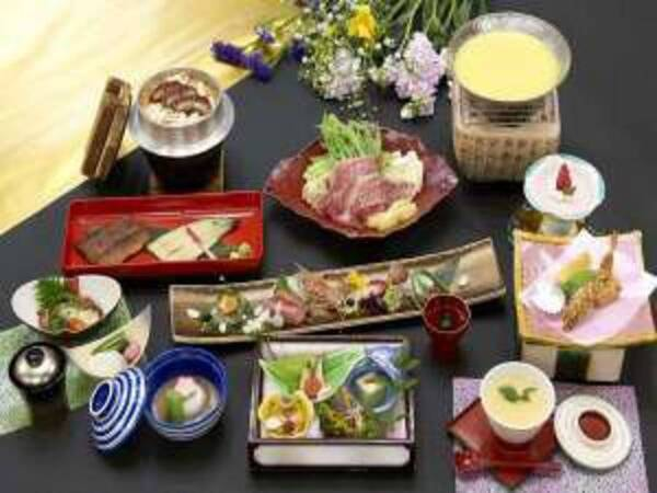 【和食会席料理/例】