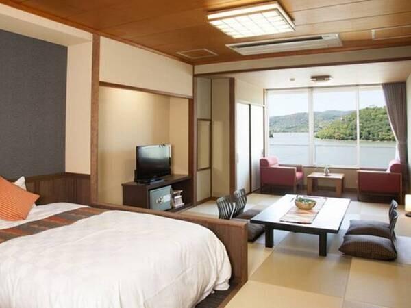 ≪浜名湖側≫和室12畳和ベッド【禁煙】/例