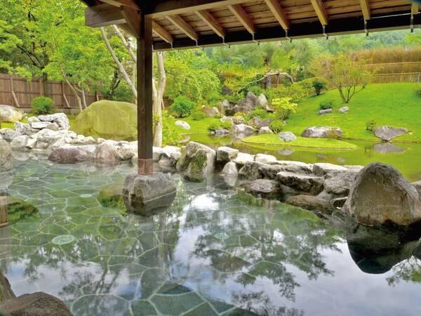 【源泉湯の宿 松乃井】源泉から引き湯した天然温泉が愉しめる宿