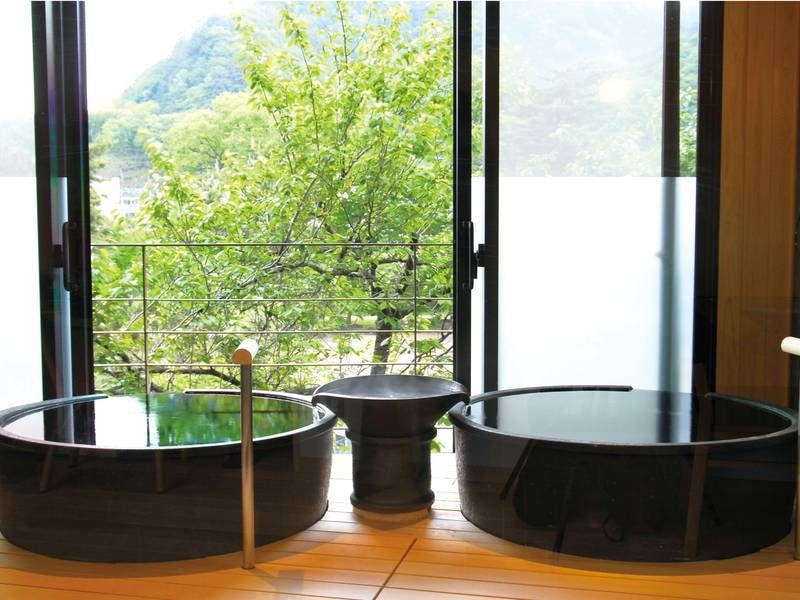 【有料貸切風呂】蒼空の湯、清雅の湯、夢想の湯