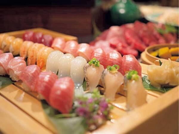 握り寿司/例