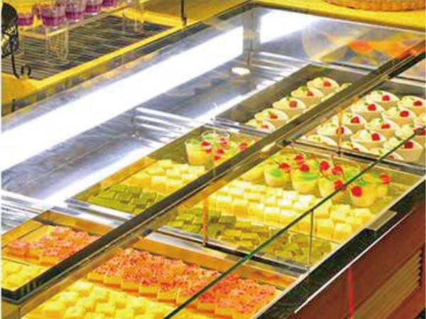 デザートの種類も豊富/例