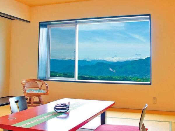 【一般客室/例】清潔感のある12畳の和室でゆったり