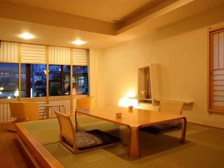 露天風呂付き客室【星】/一例