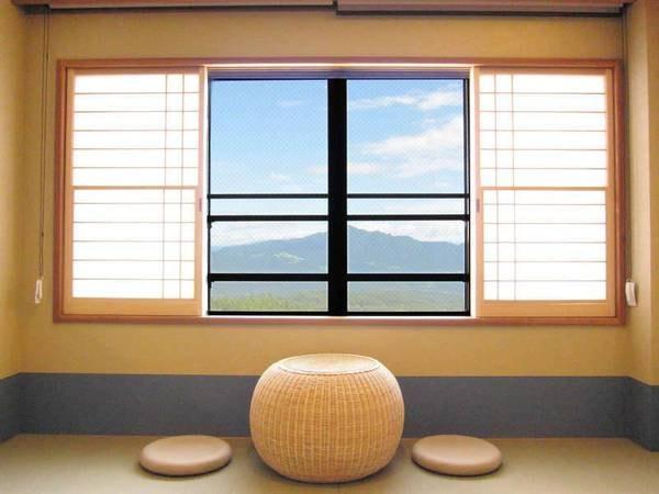 最上階【信楽焼の展望風呂付き】客室/一例