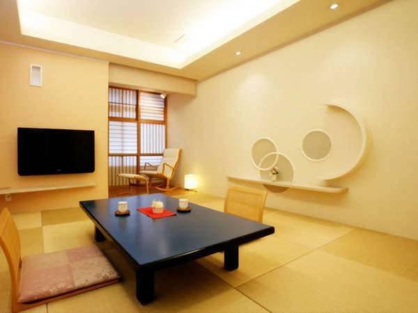 露天風呂付き客室【月・花・雪】/一例