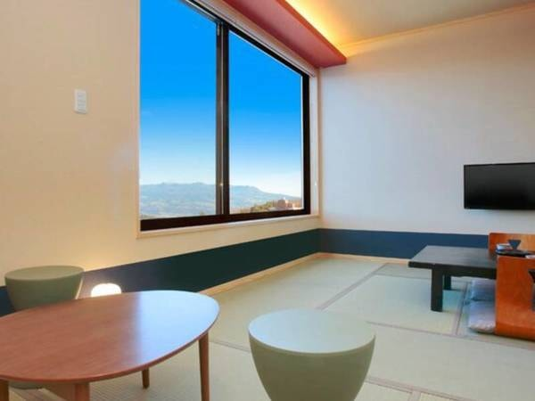 リニューアル407号室・12畳和室/一例