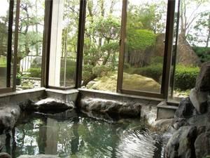【大浴場】24時間入浴可能なのがうれしい