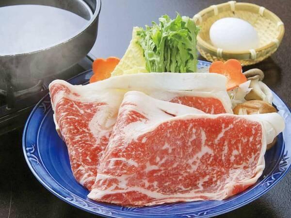 【上州牛すき焼き/例】