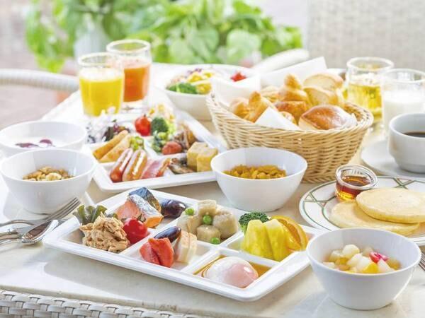 【朝食/例】朝食もバイキング!