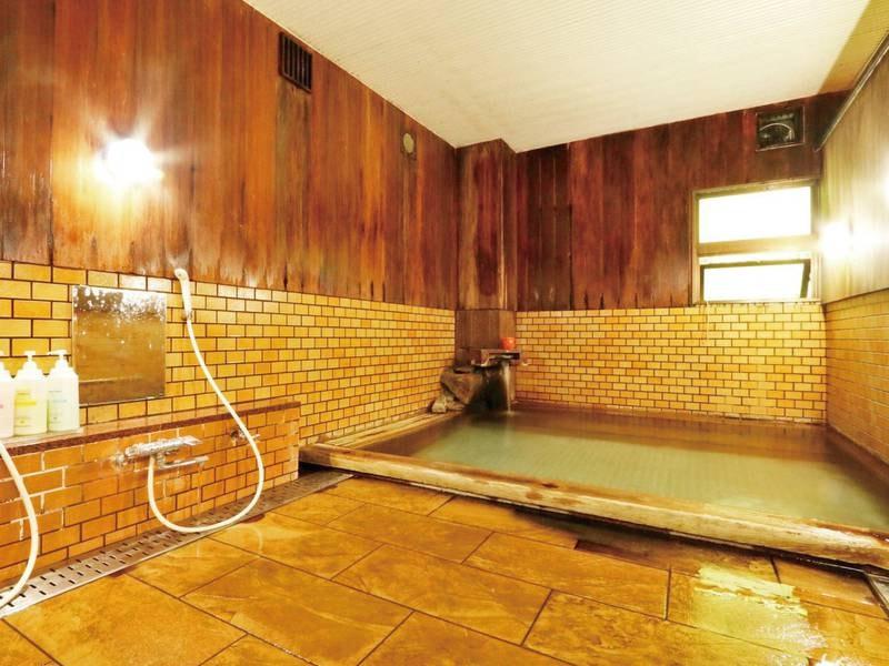 【大浴場】男女入替制の大浴場
