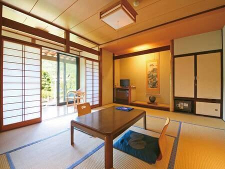 庭園側和室/洗浄機能トイレ付/3階/一例