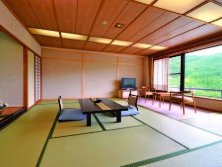 【広々14畳和室/例】14畳の客室へご案内