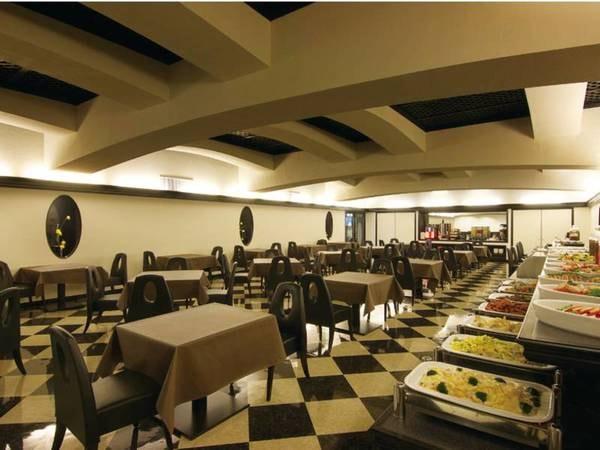 モダンな雰囲気のレストラン会場