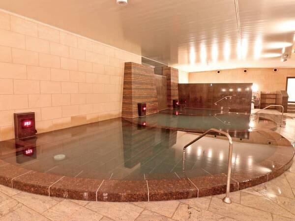 2021年8月に大浴場と湯上り処がリニューアル!