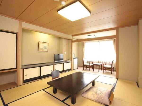 【西館10畳和室/例】フロントのある本館から館内を約7~9分ほど移動があるためお得