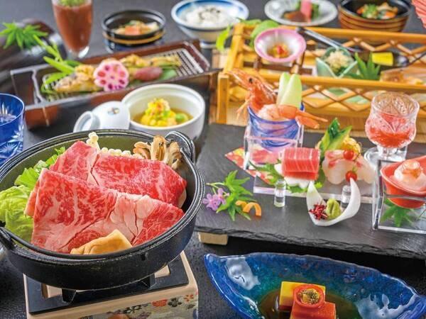 【四季替わり会席/例】料理長が一皿一皿心をこめて手作りするこだわりの和会席
