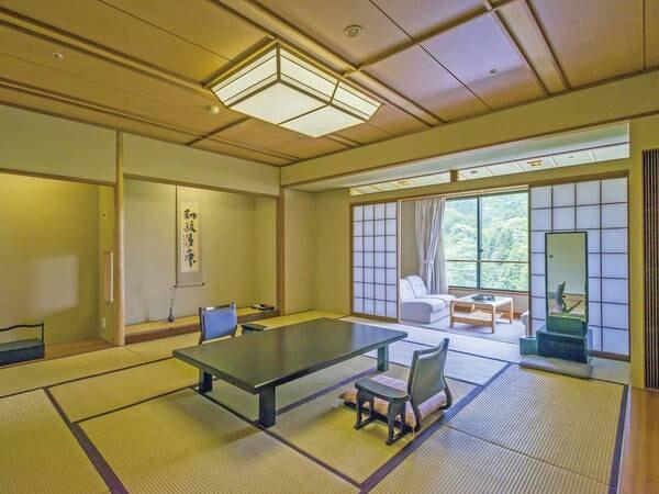 【客室/例】ソファ広縁付の広めの12.5畳和室