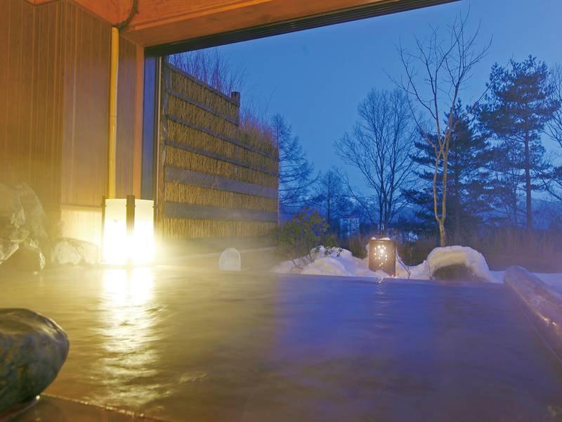 大浴場【古の湯(冬)】