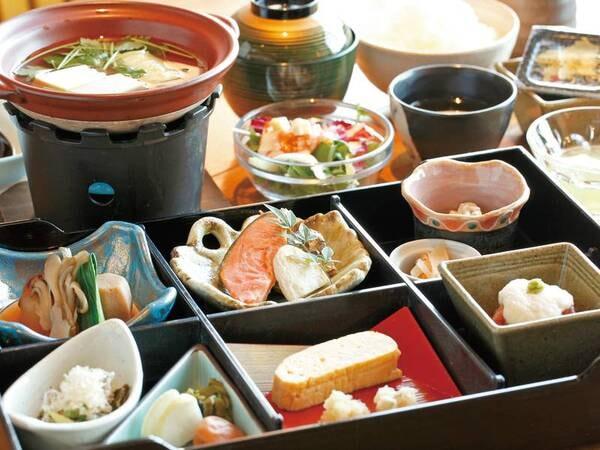 【朝食/例】和食と洋食より当日お好みで選択!
