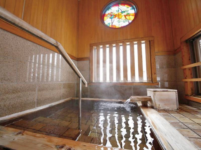 【貸切風呂/白蓮の湯】