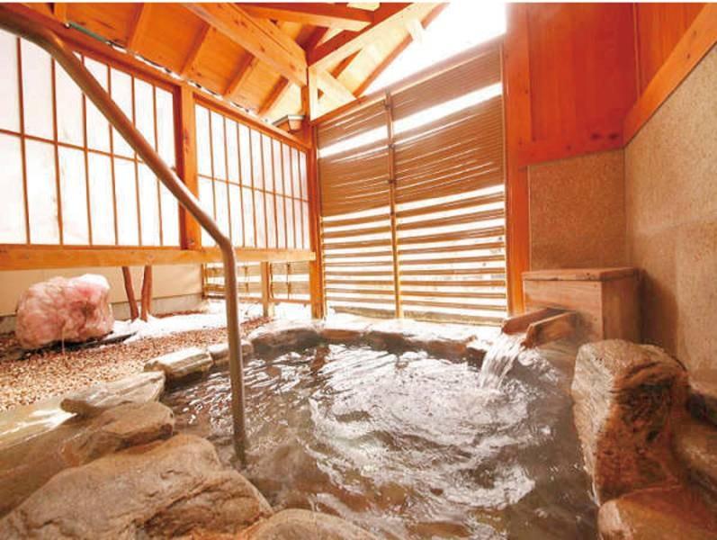 貸切風呂 岩