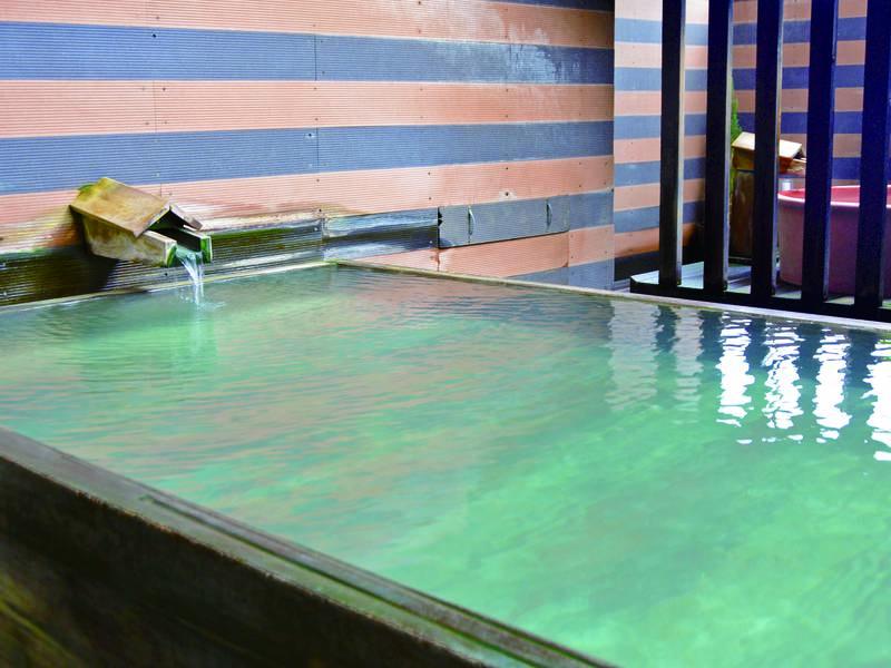 【露天風呂】草津の名湯を心ゆくまで堪能できる