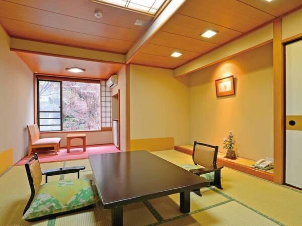 【中屋敷/例】ゆっくりとくつろげる純和風の客室