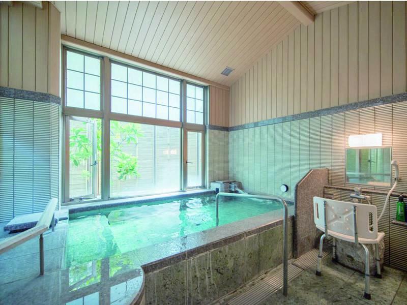 【貸切風呂・からっ風】しろがねの湯が注ぐ※有料