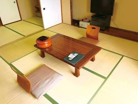 【和室/例】8畳以上和室へご案内