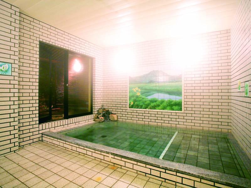 【御影風呂】24時間入浴可能